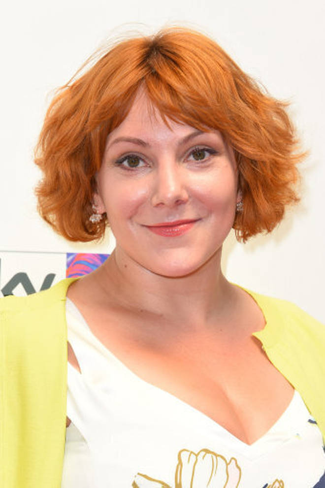 Sophie Willan does the voiceover for The Celebrity Circle