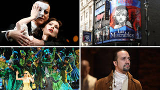 Theatres will be able to reopen later this year as part of England's roadmap out of lockdown