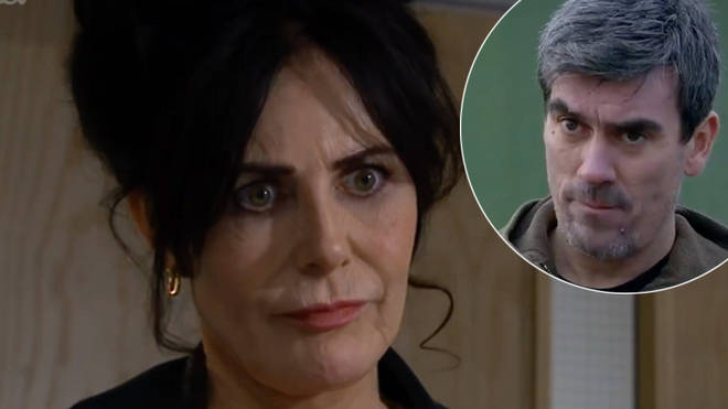 Emmerdale's Faith Dingle is played by Sally Dexter