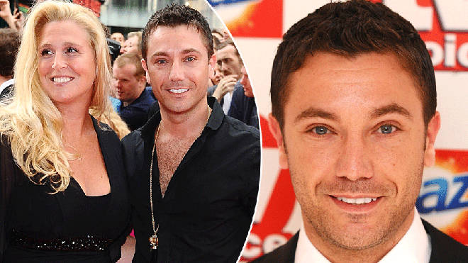 gino d acampo wife jessica stellina morrison marriage and. Black Bedroom Furniture Sets. Home Design Ideas