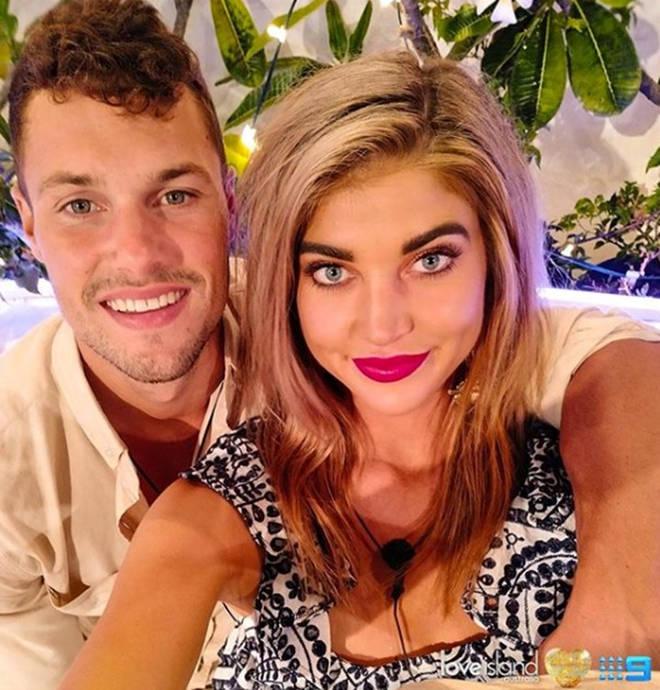 Anna and Josh won Love Island Australia