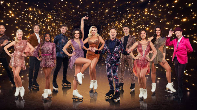 The Dancing On Ice final has been brought forward