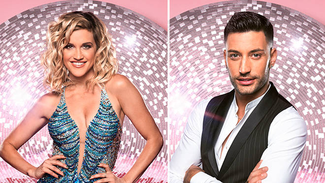 Ashley Roberts and Giovanni Pernice are reportedly dating