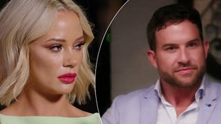 Jessika Power has opened up about her split with Dan Webb after MAFS