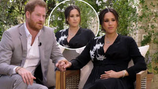 The first clip of Harry and Meghan's Oprah interview has been released