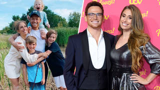 Joe Swash and Stacey Solomon will be getting married in July this year