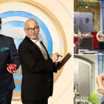 The new series of Masterchef was filmed last year