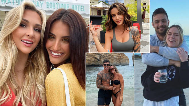 See where the Love Island Australia cast is now