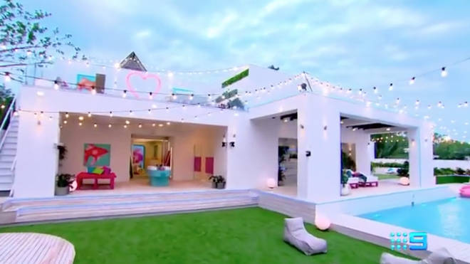 The Love Island Australia villa was made by 200 people