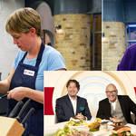 The Masterchef kitchen is in London