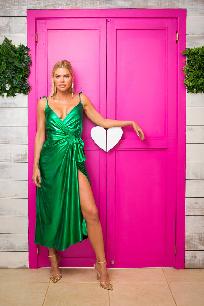 Sophie Monk has presented two series' of Love Island Australia