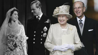 The Queen and Prince Philip have been married for 74 years