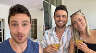 Gerard Majda appeared on Love Island Australia 2019