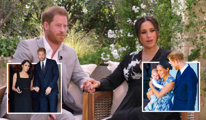 Meghan and Harry's interview will reportedly be aired on ITV next week