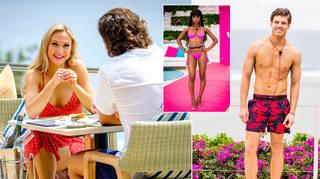 Love Island Australia is airing on ITV2