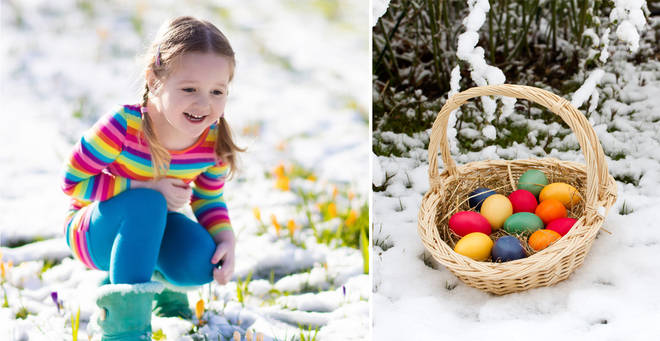 Will it snow at Easter?