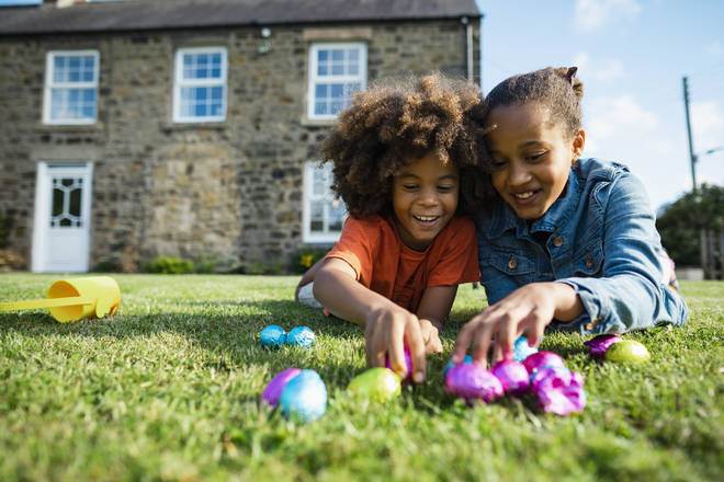 Easter takes place on the first weekend of April