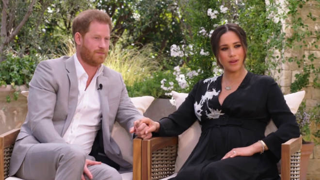 Meghan and Harry will sit down with Oprah Winfrey to speak about their family, royal life and their new lives in LA