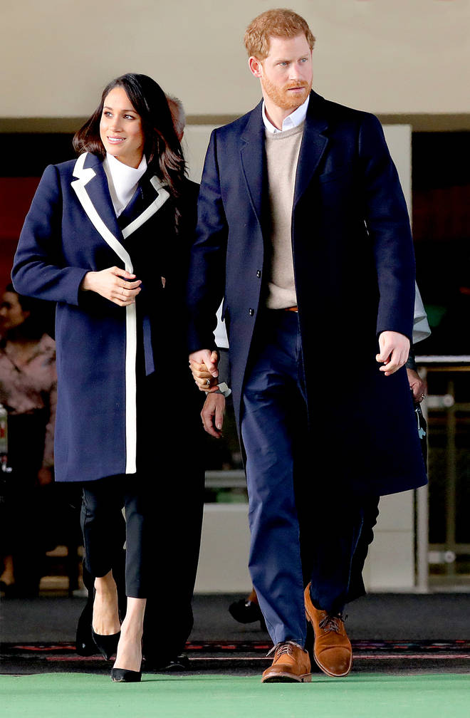 Prince Harry and Meghan Markle got engaged in November 2017