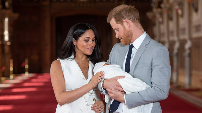 Meghan Markle and Prince Harry welcomed baby Archie in May 2019
