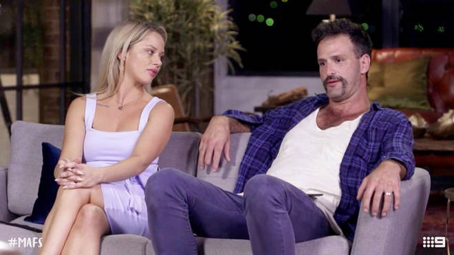 Jessika Power was matched with Mick Gould on Married at First Sight Australia