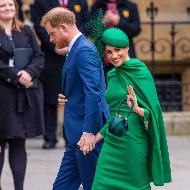 Meghan and Harry moved to LA in March 2020