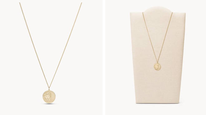 Your mum will be just as obsessed with this necklace as we are