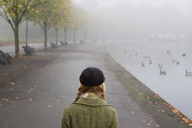 Fog has descended on parts of the country this morning (stock image)