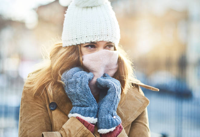 An Arctic freeze will descend on the UK this week (stock image)