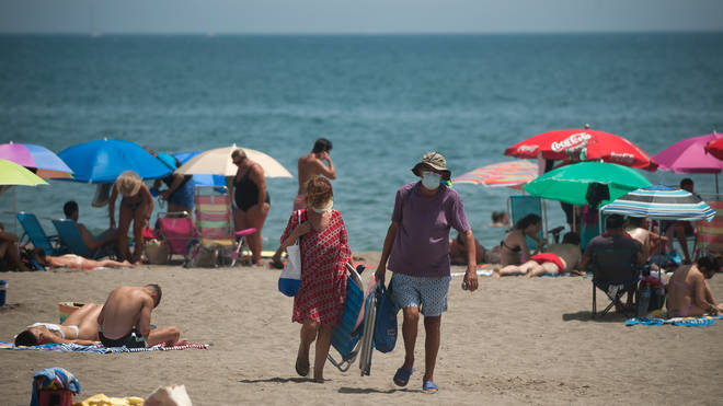 We don't yet know whether summer holidays will be able to go ahead this year