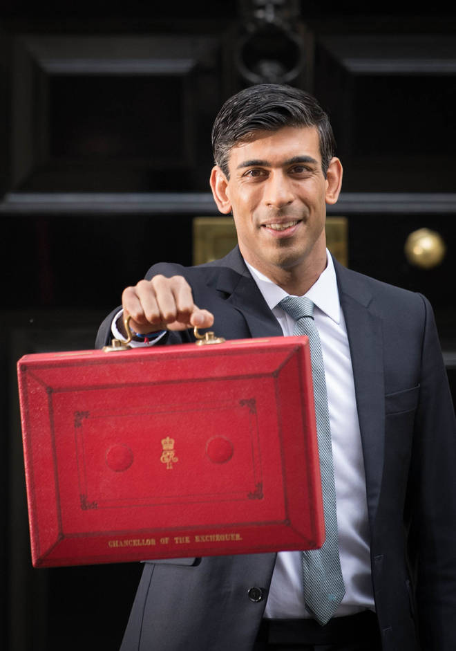 The Budget will be delivered today