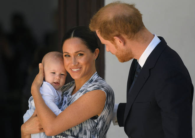 Meghan and Harry are already parents to Archie