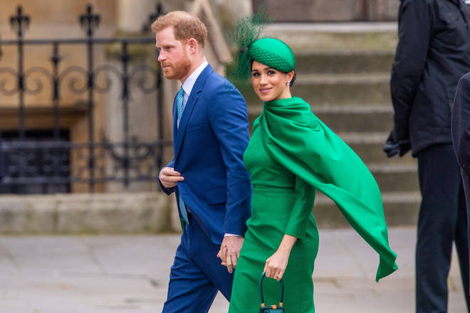 Meghan and Harry are expecting their second baby