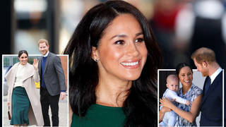 When is Meghan Markle and Prince Harry's second baby due?