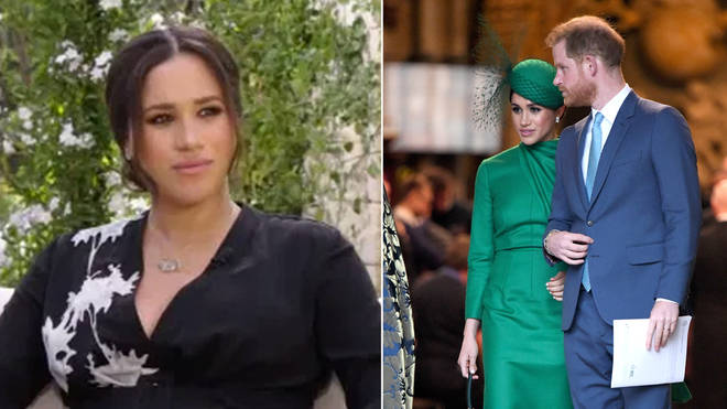 Meghan Markle has previously opened up about her miscarraige