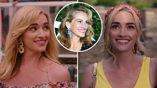 Ginny and Georgia fans have pointed out that Brianne Howey looks like Julia Roberts