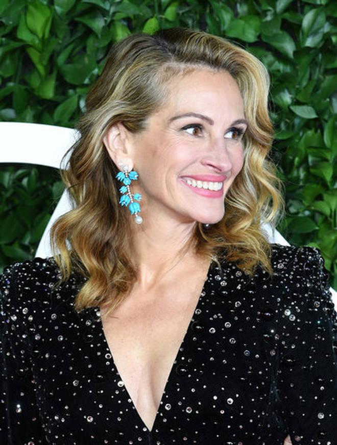 Although she may look like her, Brianne is not related to Julia Roberts