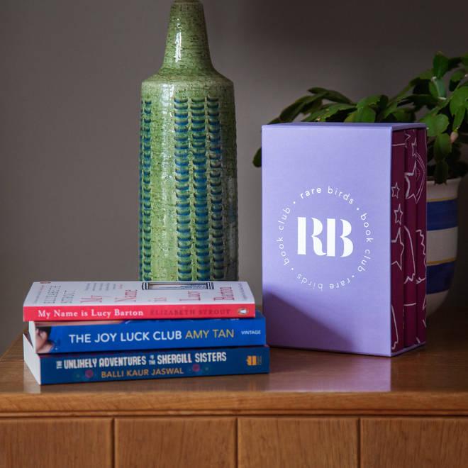 Rare Birds Book Club bundle