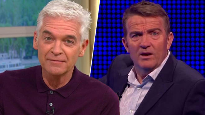 Phillip Schofield is tipped to replace Bradley Walsh in The Chase