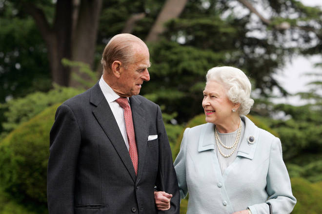 The Queen remains at Windsor Castle where she was staying with Prince Philip before he went to hospital