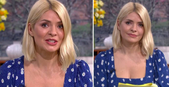 Holly Willoughby has opened up about her struggle with dyslexia