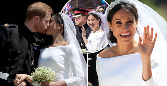 Harry and Meghan's wedding details revealed