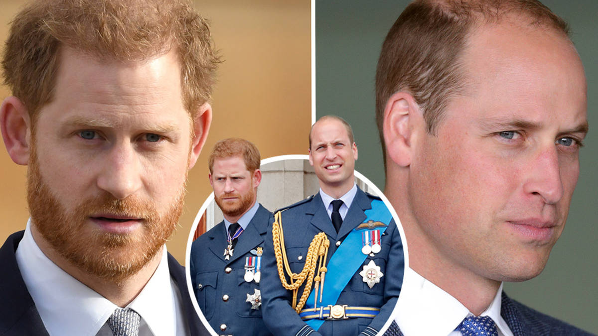 What happened between Prince Harry and Prince William and did they fallout?