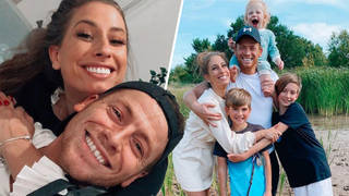 Stacey Solomon and Joe Swash are planning their wedding for later this year