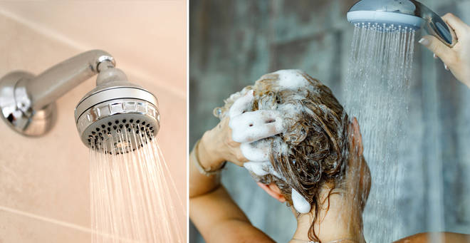 Turns out your shower head might be harbouring a lot of bacteria... (stock images)