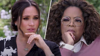 Meghan Markle says she feels 'liberated' as she claims Palace previously banned Oprah chat