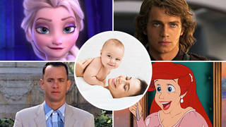 Would you name your baby Forrest, Ariel, Anakin or Elsa?