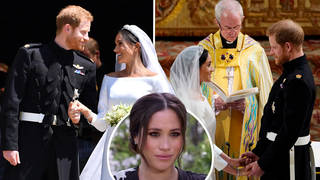 Meghan Markle and Prince Harry secretly married before the royal wedding