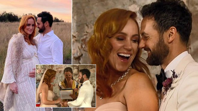 Jules and Cam had a wedding on TV after Married at First Sight