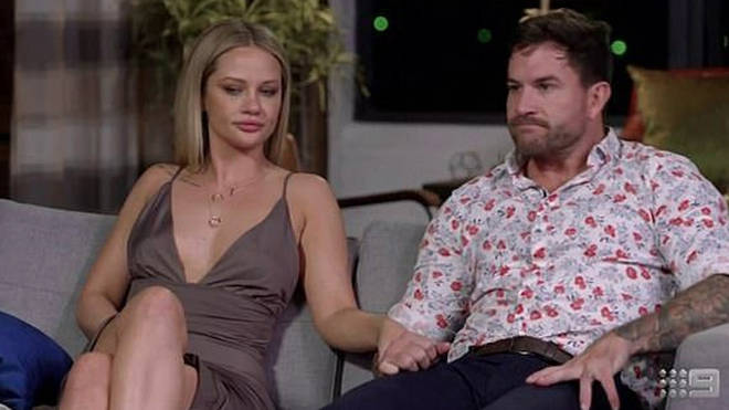 Jessika Power and Dan Webb got together during Married at First Sight Australia